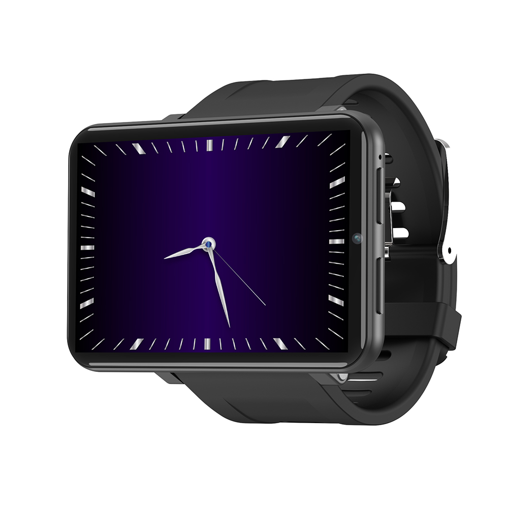 DM100 4G <strong>Phone</strong> Call Smart Watch Sports WiFi GPS Smartwatch 2.86 Inch 16GB 5MP Camera Heart Rate Tracker