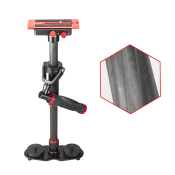 China Supplier SUNRISE Tailor-made Unique And High Precision 3-axis Gimbal DSLR Camera Stabilizer