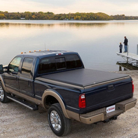 trifold auto tonneau cover for gmc