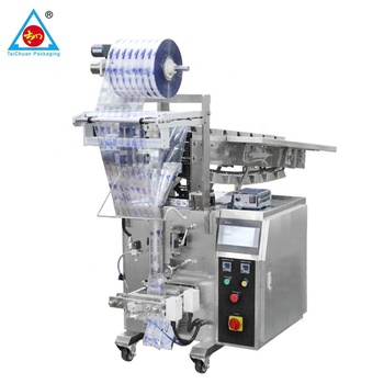 easy measurement of material packaging machine TCLB-160B for potato chips/crispy rice/jelly/shoe buckle
