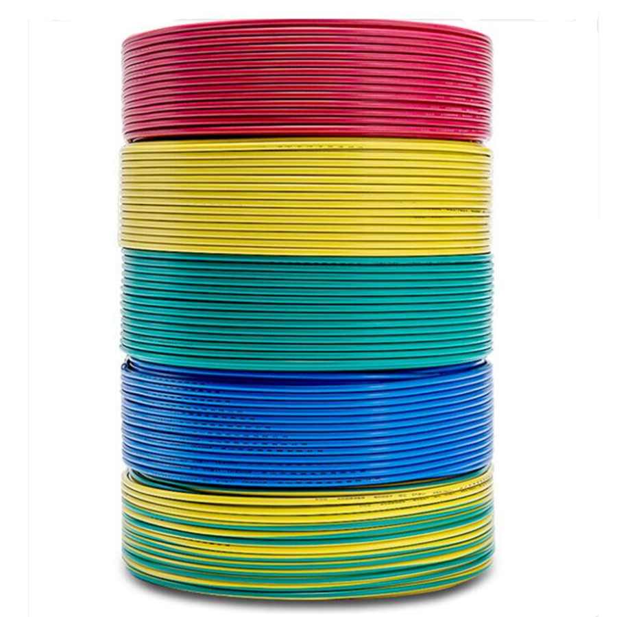 H07V-U 450/750V H05V-K PVC Insulated Single Core <strong>Copper</strong> Conductor BV2.5MM2 Hard Electric Wire Cable