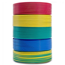<strong>H07V</strong>-<strong>U</strong> 450/750V H05V-K PVC Insulated Single Core Copper Conductor BV2.5MM2 Hard Electric Wire <strong>Cable</strong>
