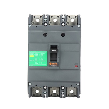 Excellent performance general rules switchgear with moulded case circuit breakers ezc 100a 3p mccb