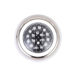 2020 Southeast Asia High Sale 12 Volt 18W Led Swimming Pool Light IP68 Led Surface Mounted Pool Light Seeking Business Partner