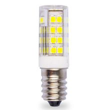 Mini E14 LED Lamp 3W 4W 5W 7W 220V LED Corn <strong>Bulb</strong> SMD2835 51D 360 Beam Angle Replace Halogen Chandelier Lights