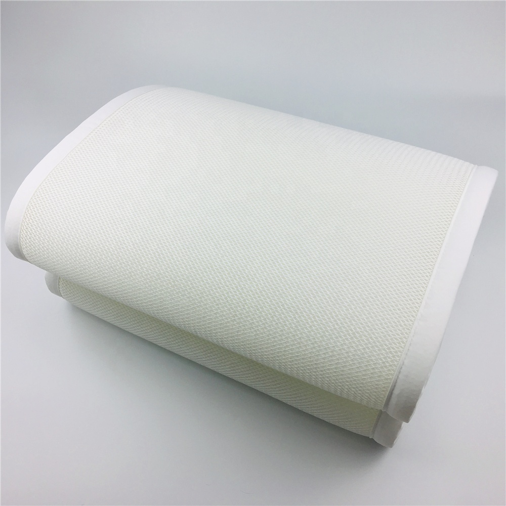 Custom size pattern washable polyester 3d mesh polyester mattress topper for 1.5m 1.8m 2.0m bed - Jozy Mattress | Jozy.net