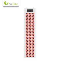 2019 new design timer 660nm 850nm far red <strong>led</strong> therapy light 300w 600w 900w for face skin therapy