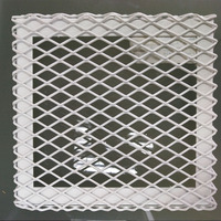 Factory made expanded metal grid mesh