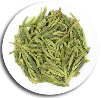 Organic xihu dragon well green tea handmade west lake long jing dragon well tea