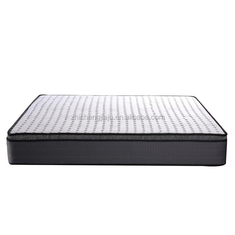 5 zone spring for 5 star hotel queen king size memory foam mattress - Jozy Mattress | Jozy.net
