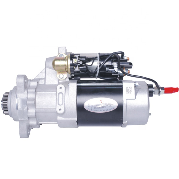 Vol-vo FH FMX <strong>D12</strong> D13 Engine Motor Heavy Duty Diesel Engine Starter Motor 817025000004 M125R3701SE M125R3703SE