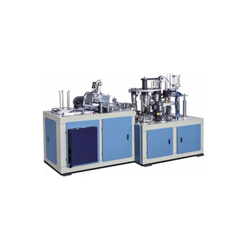 Automatic Double Wall Paper Cup Forming/Making  Machine
