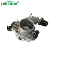 Engine System Bore Diameter 40mm mechanical throttle body connector with sensor and IACV