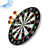 Magnetic Dartboard Set 16cm DartBoard with 1 Magnet Darts for Kids and Adults