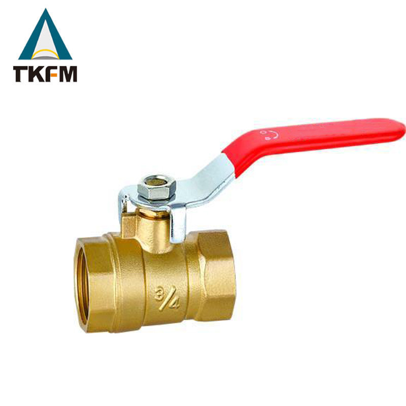 TKFM china sales factory supply customize threaded 2 inch brass <strong>ball</strong> <strong>valve</strong>