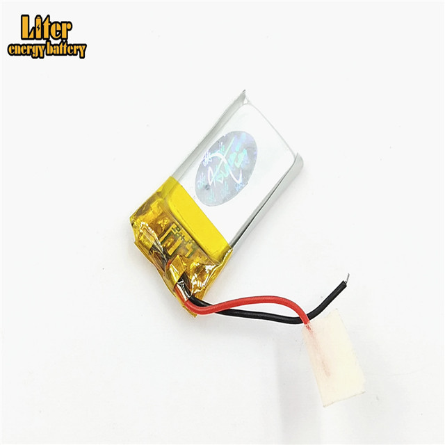 Li-polymer Lipo <strong>Battery</strong> 331025 Rechargeable 3.7V 60mAh Small Lithium Polymer <strong>Battery</strong>