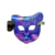 2019 oem odm sound reactive led mask  halloween