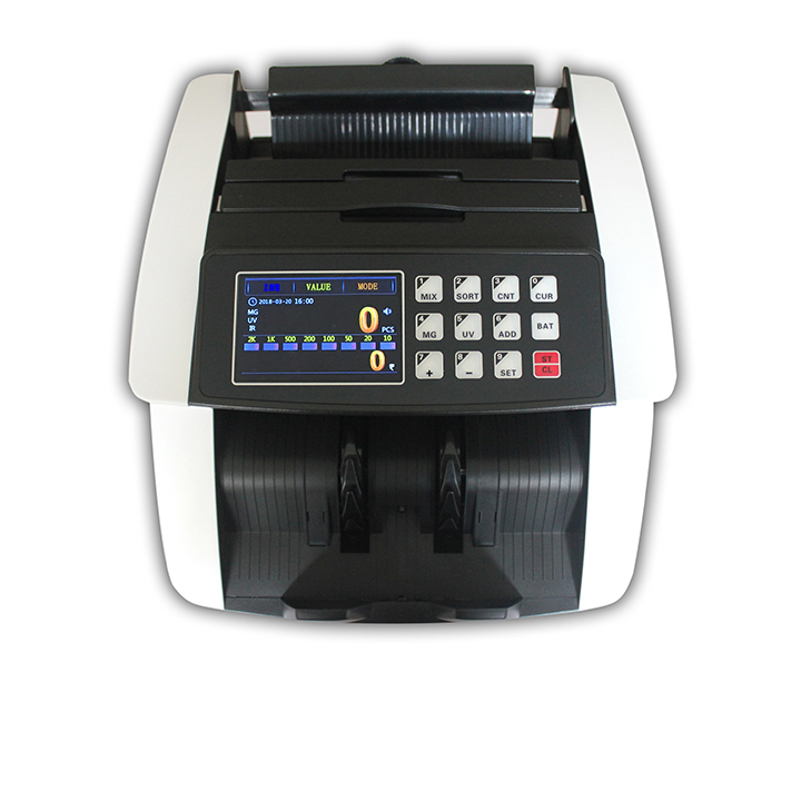 Mini cheap fastest bank grade commercial mixed bill electric portable money counter for sale