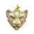 Cheap Custom zinc alloy bronze 3D leopard funny animal metal medals and trophies