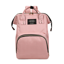 New wholesale waterproof stylish mom mummy mommy back pack Baby backpack diaper <strong>bags</strong> for mother