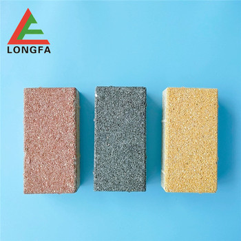 Garden Paving Water Permeable Bricks