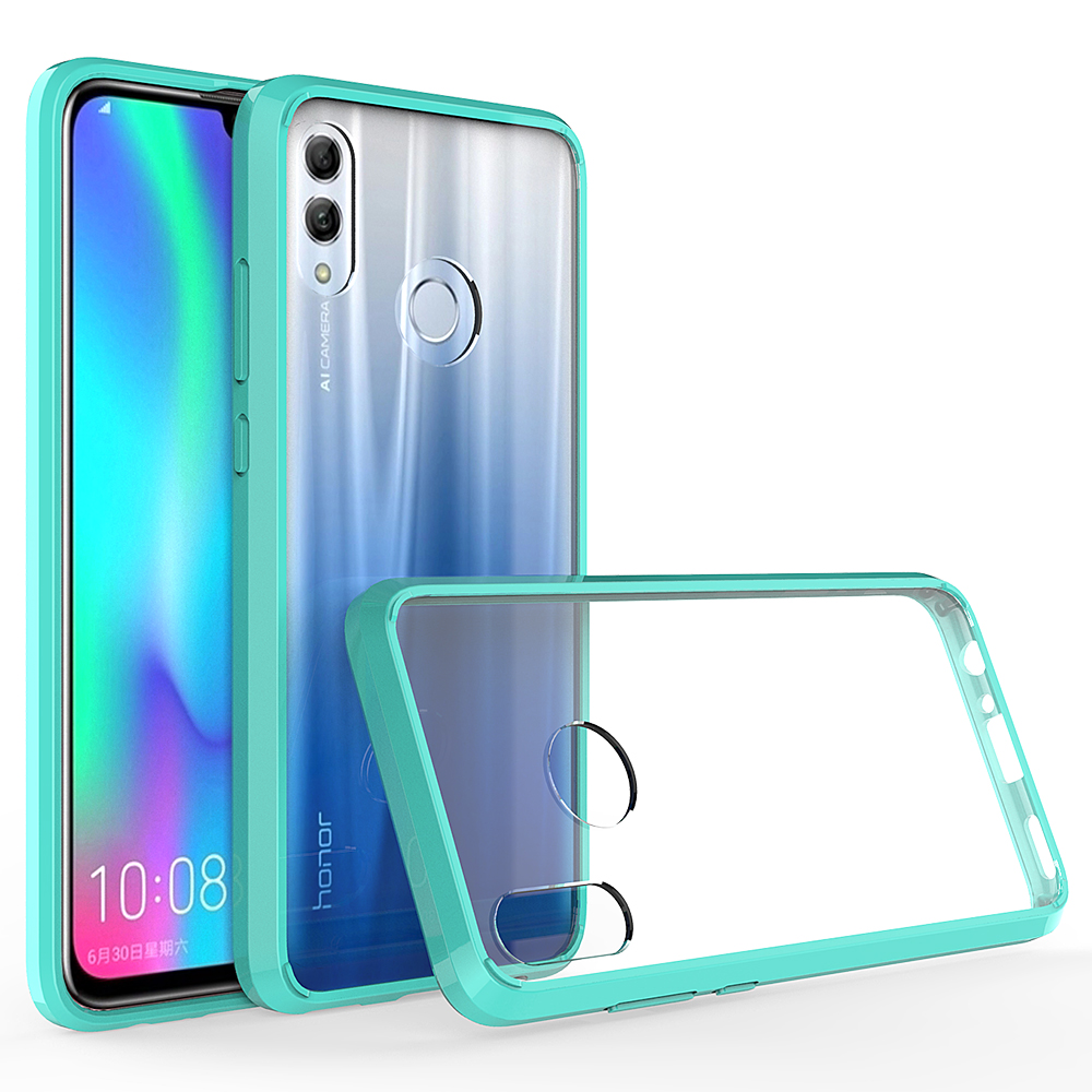 Scratchproof Acrylic TPU Back Phone Cover For Huawei Honor <strong>10</strong> Lite <strong>Mobile</strong> Phone Case