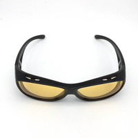 Car Anti Glare Driving Glasses Night Vision Glasses Protective Gears Sunglasses Antiglare HD Drivers Goggles