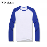 Men clothing bamboo full sleeve t shirt for men custom long sleeve fashion t shirt,screen printing t shirt,plain t shirt bulk