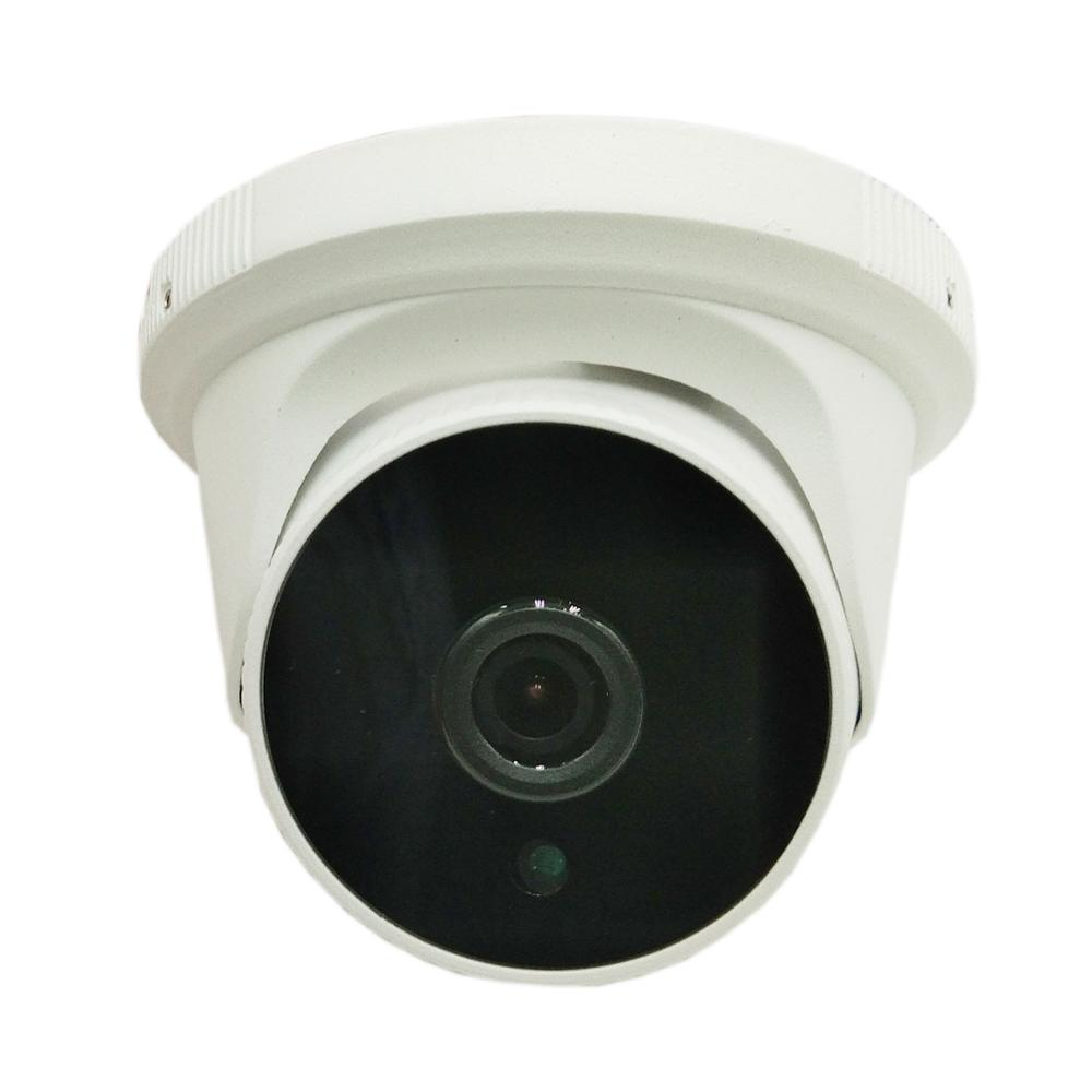 ONVIF Dome Aluminium SMART H.265 P2P IP POE 5MP <strong>Camera</strong> for American
