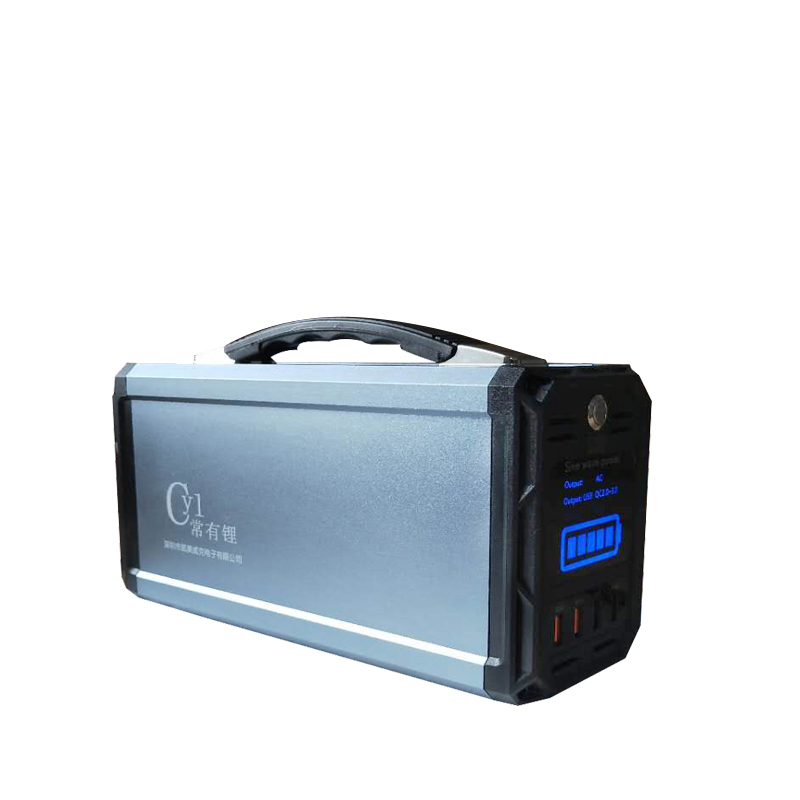 Functional <strong>AC</strong> 300W 220v portable power bank station 110v charger mini solar power bank