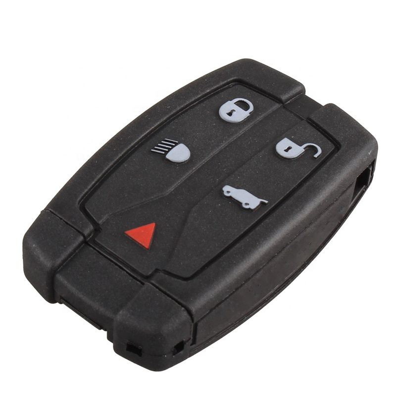 Hight quality 5 button smart remote key blank for Land Rover Freelander 2 <strong>3</strong>