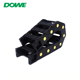 H35x125 Enclosed Detachable Durable Towline Carrier Cable Tracking Chain CNC