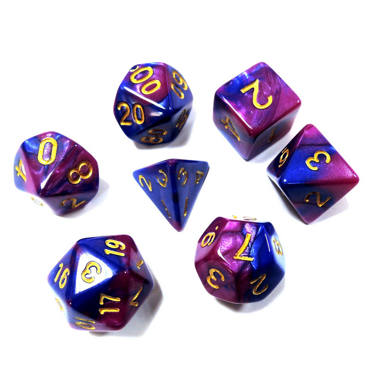 New 7pc/lot 4 d6 d8 <strong>d10</strong> <strong>d10</strong> d12 d20 dice set Polyhedral Dice Set Acrylic Dice set for Pathfinder Table Games