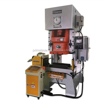 double side automatic feeding punch pres for aluminum full automatic aluminium foil container making machine