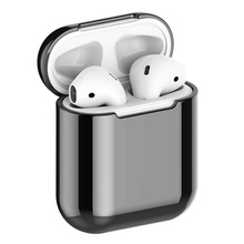 Luxe Peau TPU Housse pour Airpod 1 2
