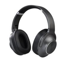Bass Headphone <strong>Sample</strong> 2019 New Foldable with Mic Deep Bass Blue tooth Wireless Headphones