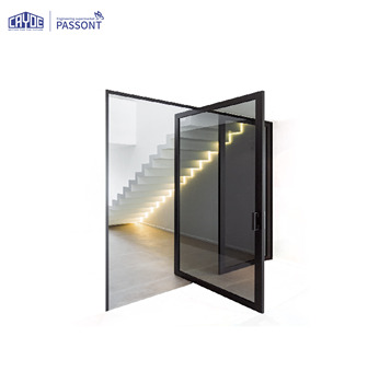 Modern Aluminum Pivot Entrance Door
