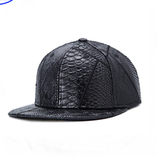 Custom baseball <strong>cap</strong> with PU for <strong>caps</strong> hats men PU Leather <strong>caps</strong>