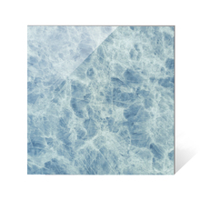 60X60 Marble Price Floor Design Blue Crystal Full Glaze Polished Ceramic Tile