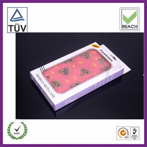 mobile software and mobile accessaries packaging box