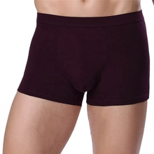 New Wholesale Men <strong>underwear</strong> cotton Middle-waist comfortable Boxer Shorts