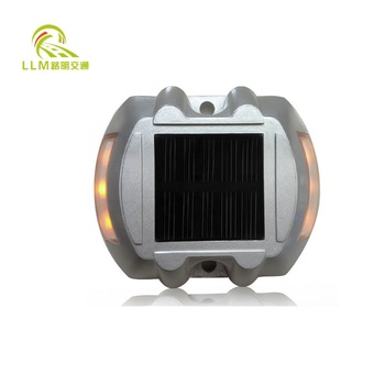 High quality aluminum solar led cat eyes  road stud for road safety