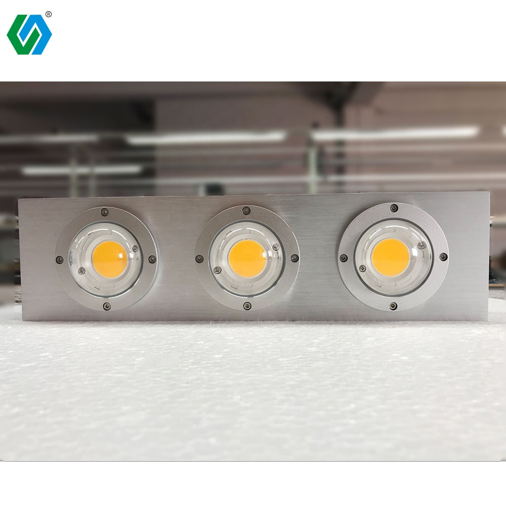 Bestseller 2019 Hydroponic Lampen 3500K 6500K 300w COB <strong>C</strong> ree cxb 3590 Indoor Plant Led Grow Light