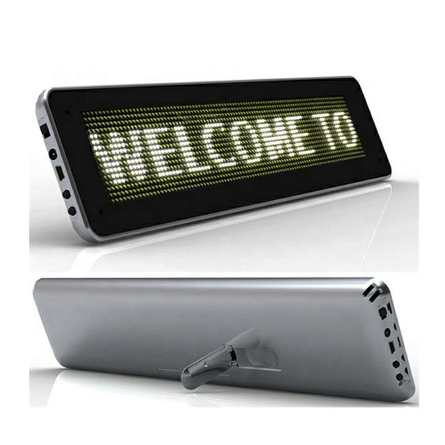 advertising <strong>screen</strong> with rechargeable batterypaper thin led <strong>screen</strong> mini desktop led display