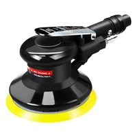 "5"" Pneumatic air random orbit sander buffing waxing air dry grinder sand paper machine NAIFY Car waxing machine air polisher"