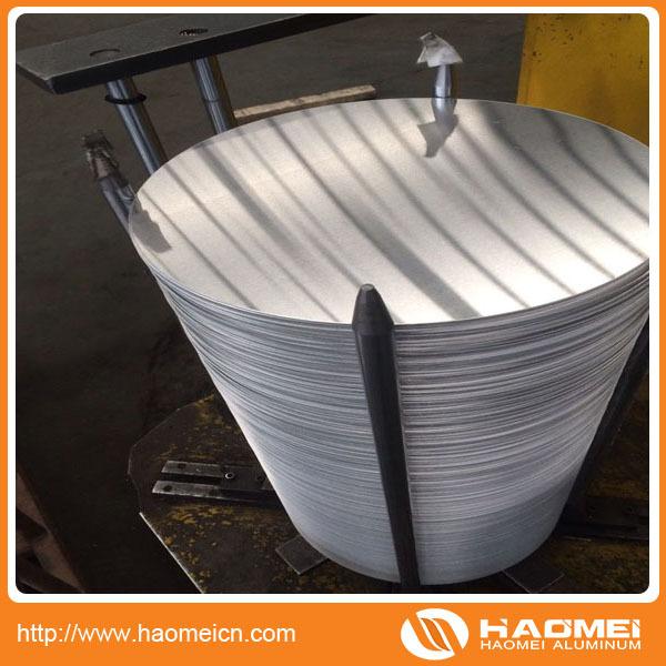 Disco corte de aluminio para hacer ollas y tetera hojas de - Disco corte aluminio ...
