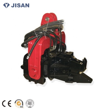 Chinese factory made high efficient good quality vibratory hammer pile driver