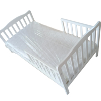 MOOB high quality children wood beds Antique style
