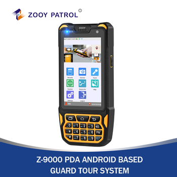 4G WIFI Android OS based PDA Guard Tour System with Patrol APP
