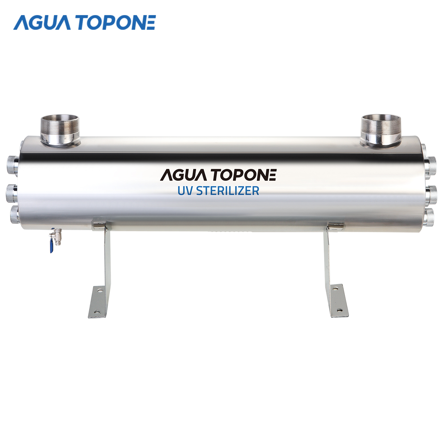 Agua Topone industrial 96GPM 440w water treatment <strong>filtration</strong> for commercial